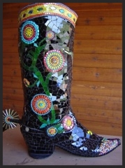 The finished boot.