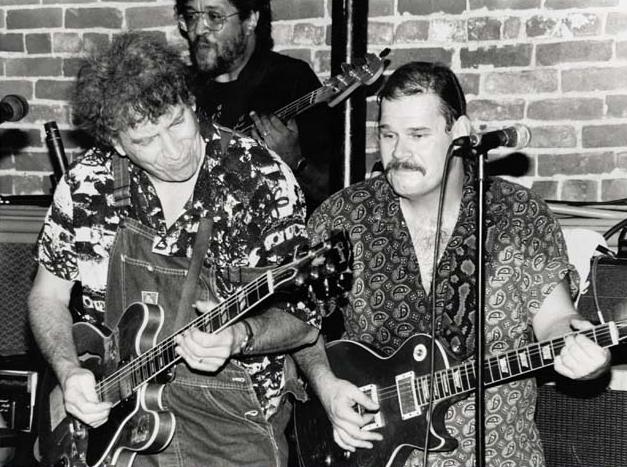 Elvin Bishop & Mike Reilly 1998