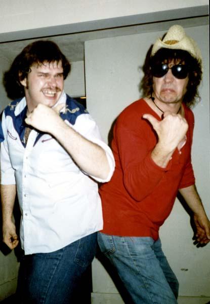 Mike Reilly & Elvin Bishop 1983