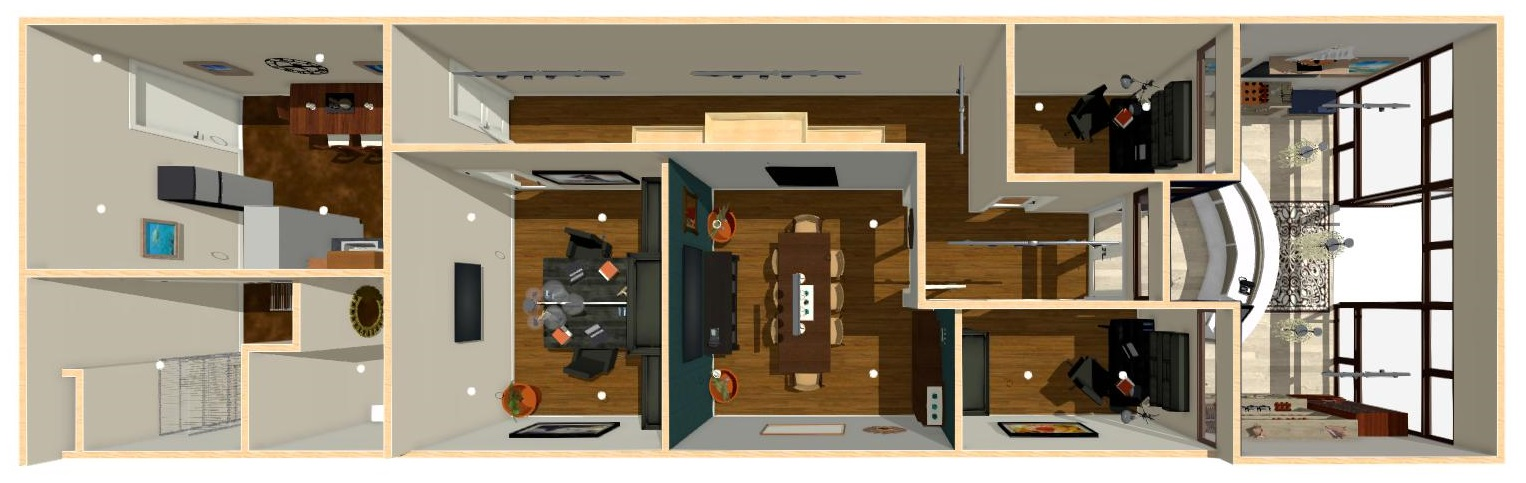 Floor Overview