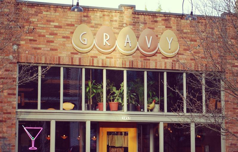 Gravy Restaurant