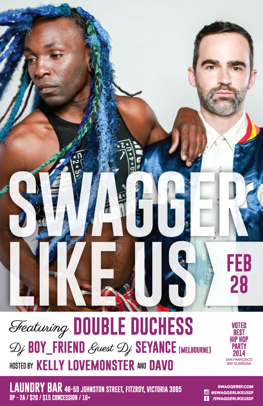 Swagger Like Us
