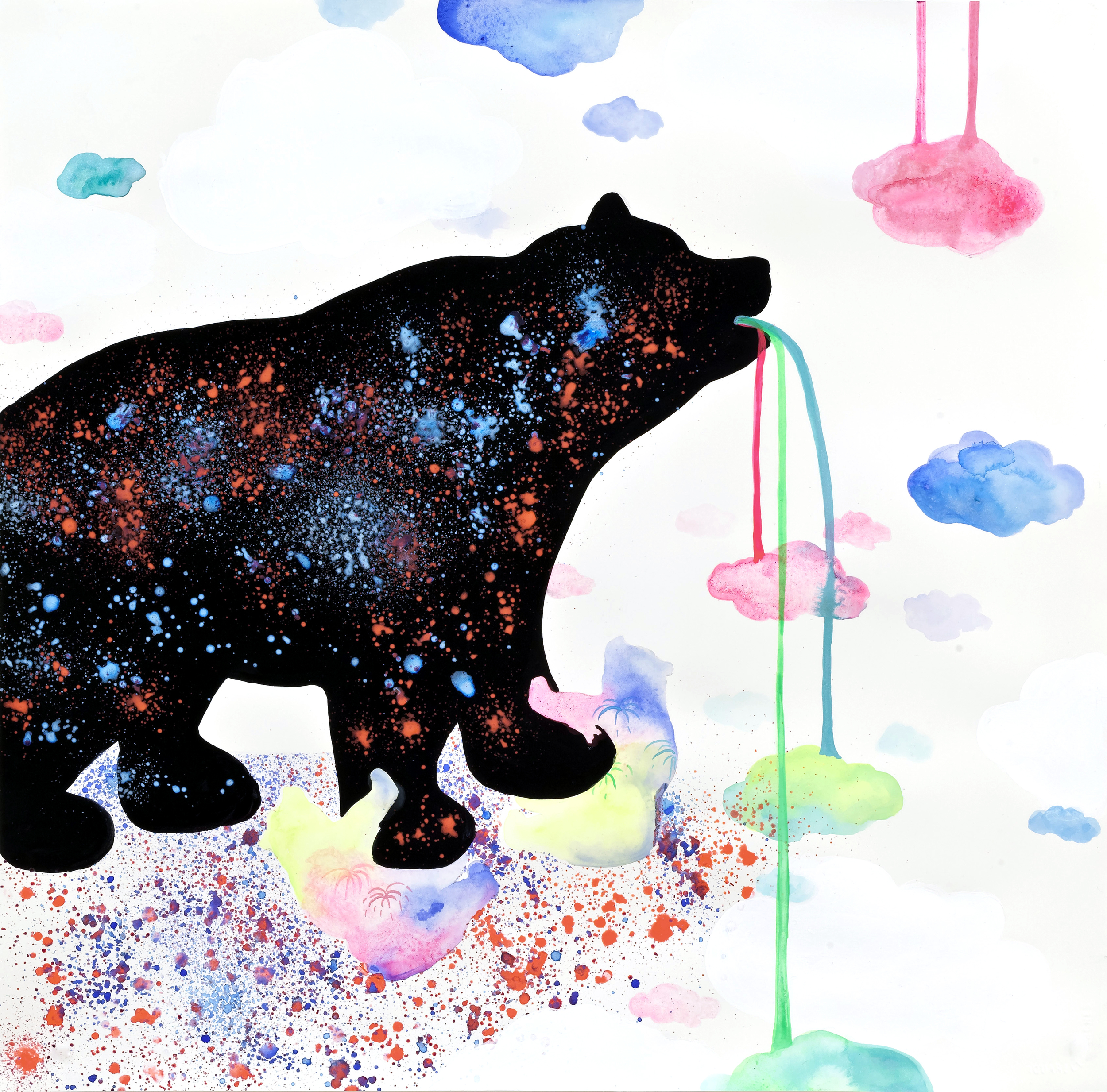 """don't let me down, """"night bear"""""""
