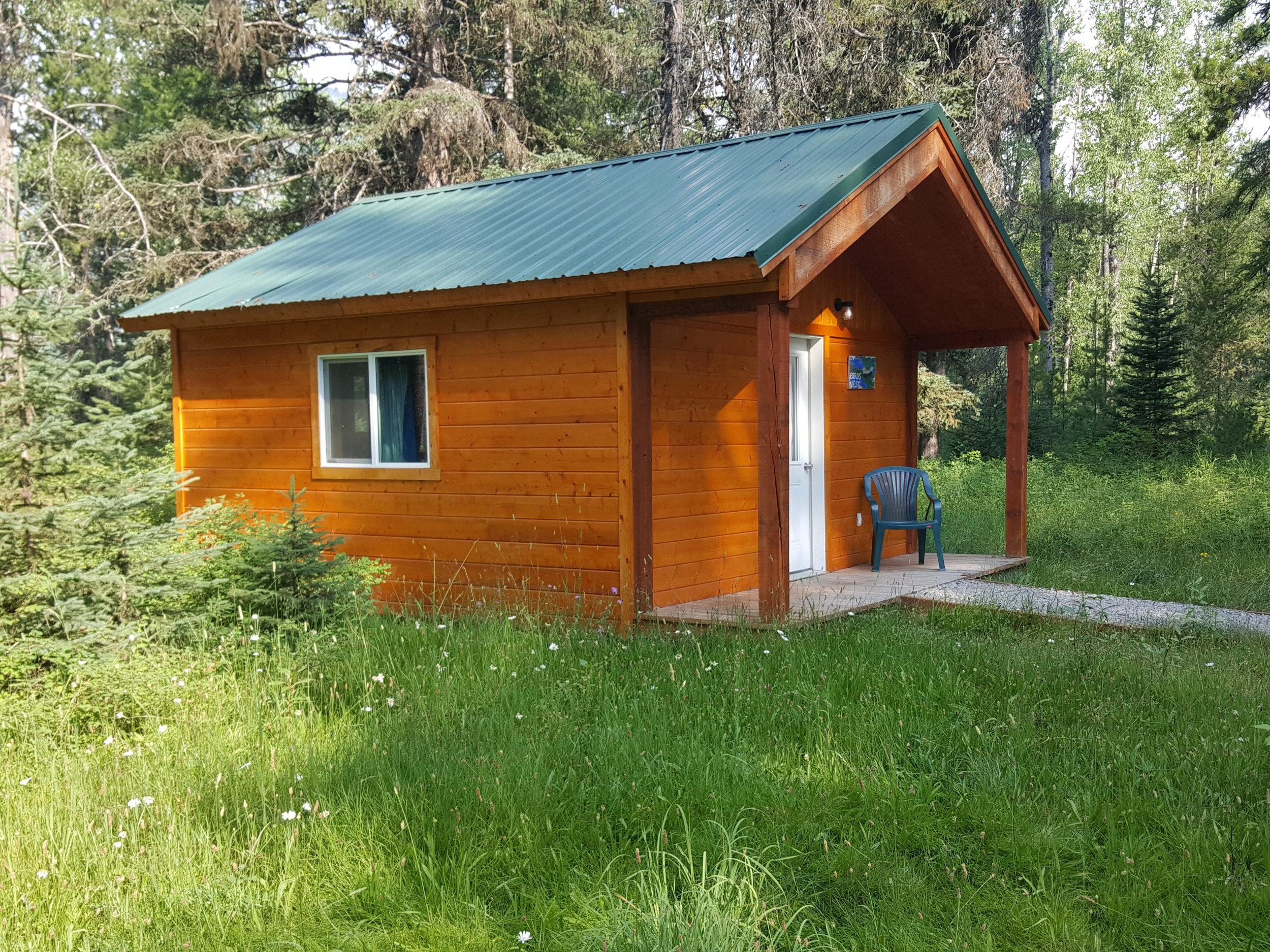 GNP, Cabin