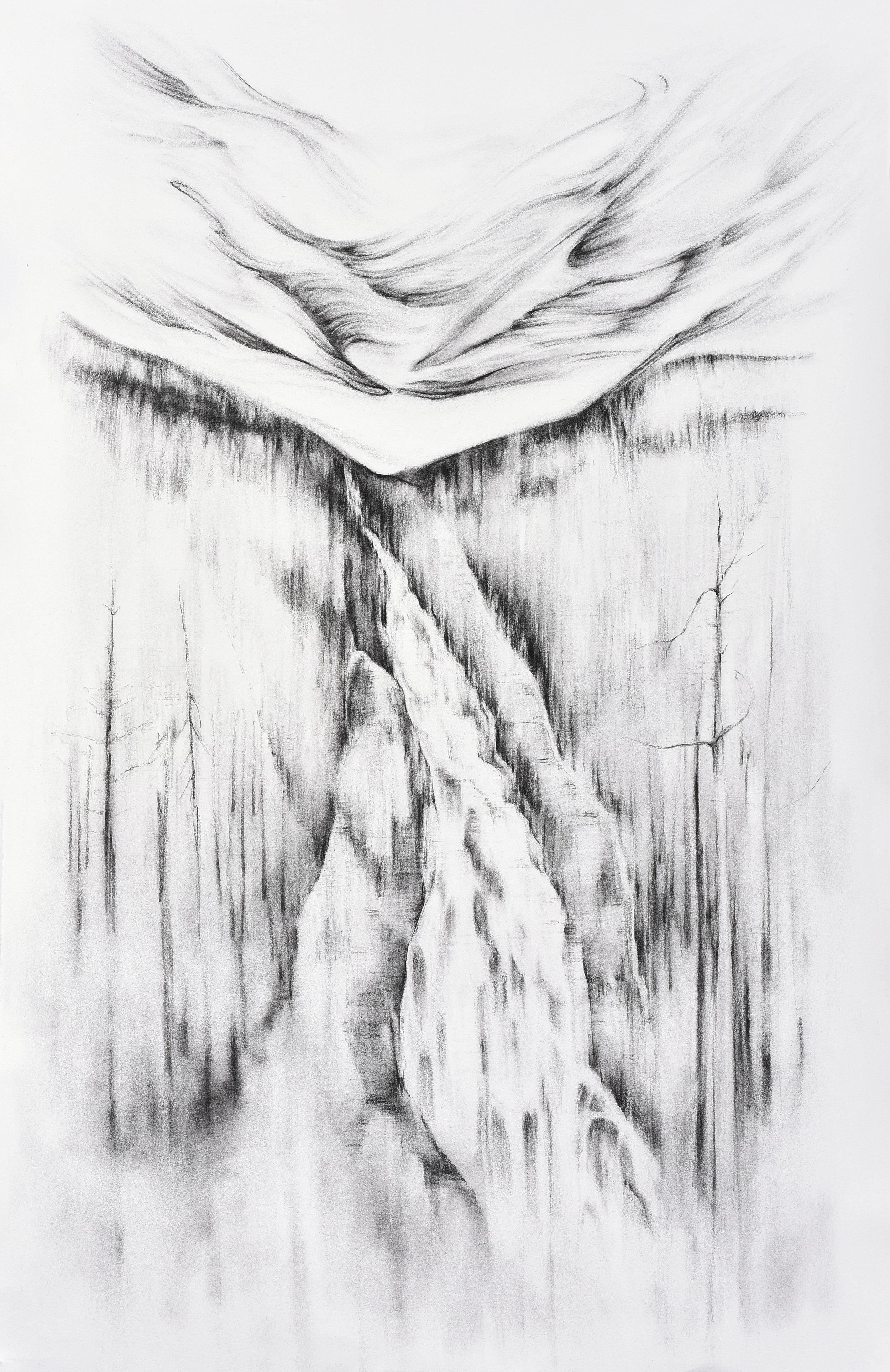 Bird Woman Falls