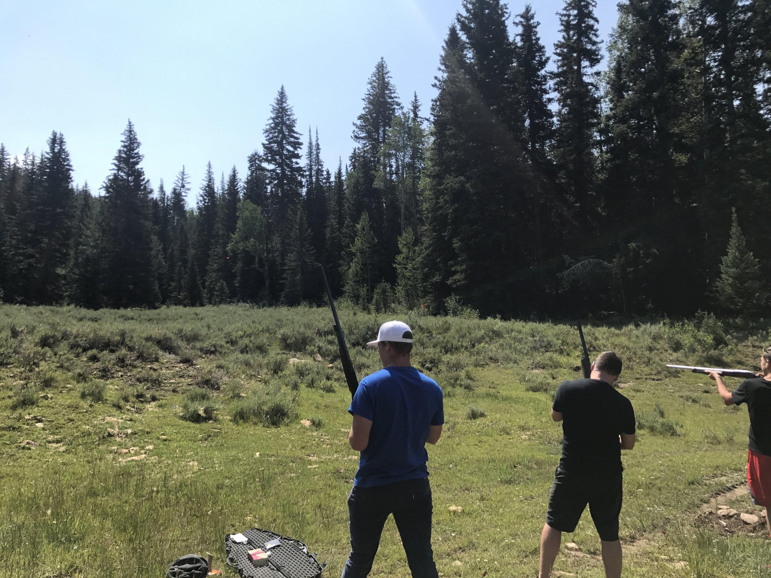 Rifle, Gun & Skeet Range