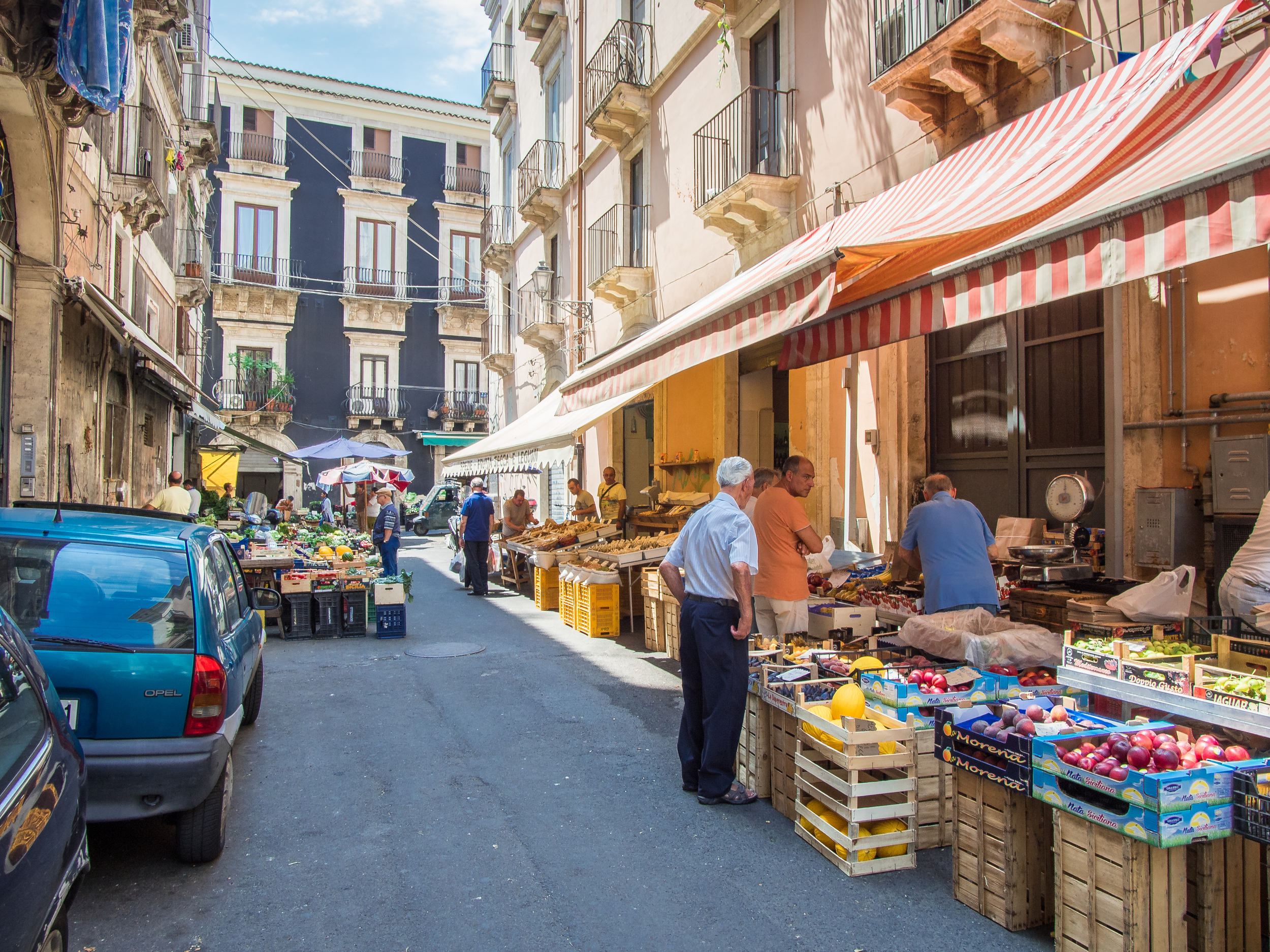 Market street (not literally though)