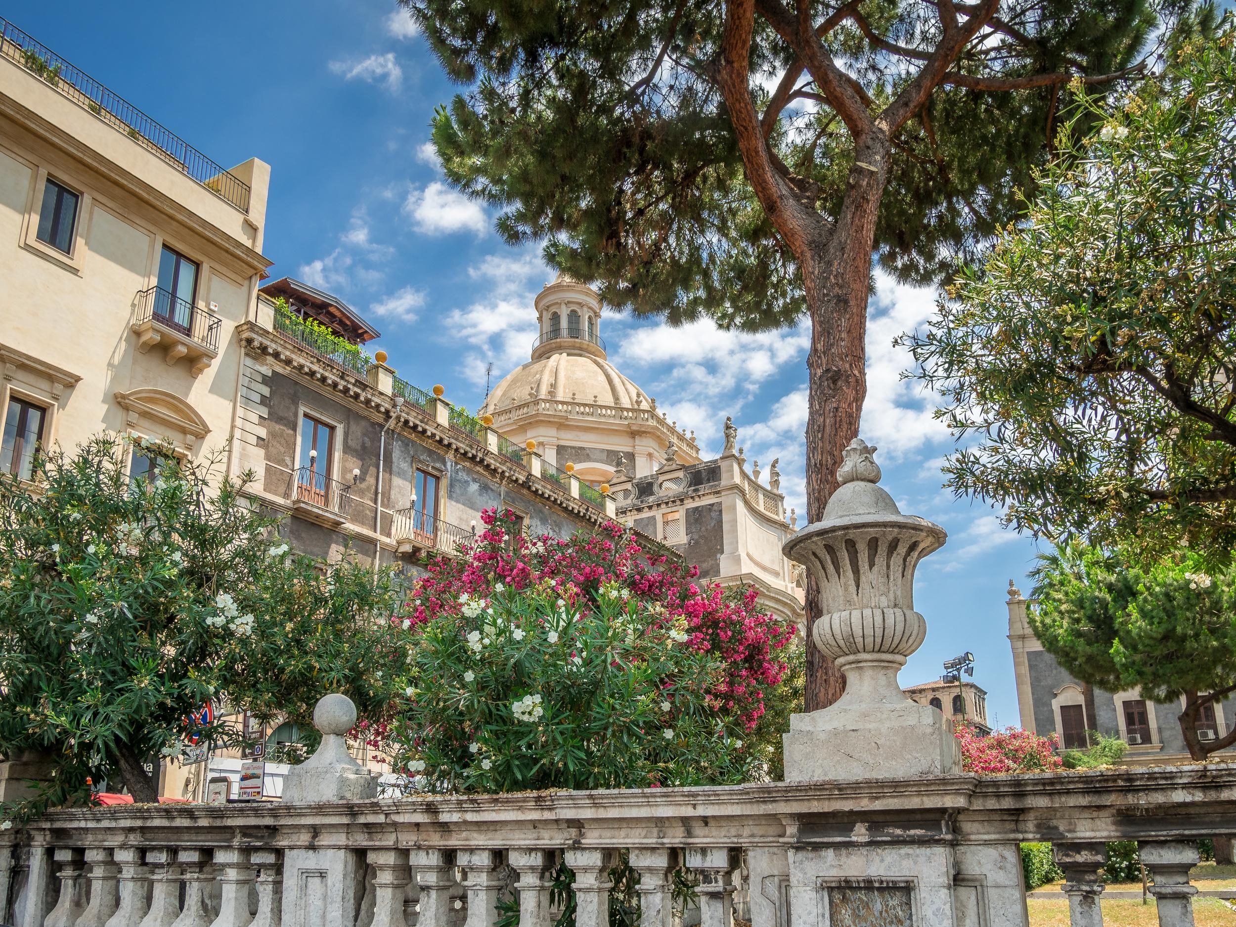 seriously beautiful Catania