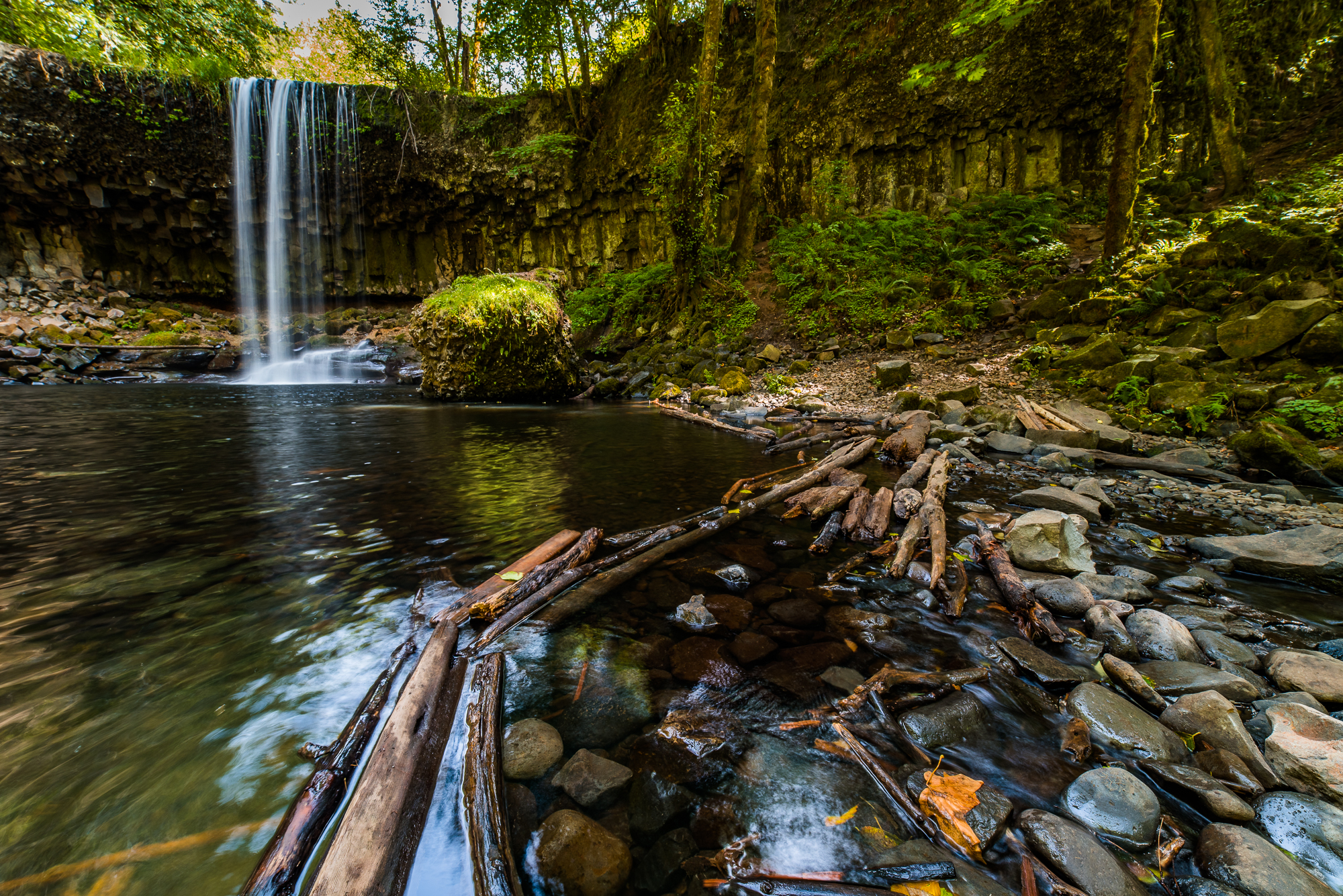 An image from a prior trip to Beaver Falls.
