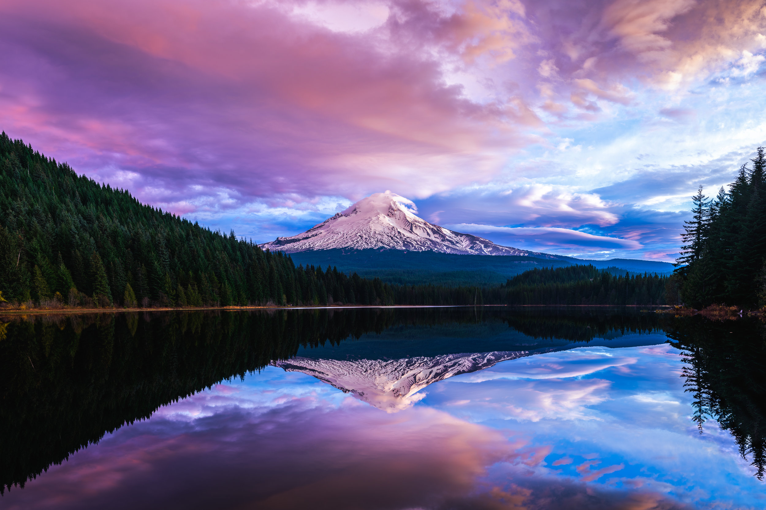 This image hangs in the living room as a massive 40x60 inch print fully representing my Oregon home!