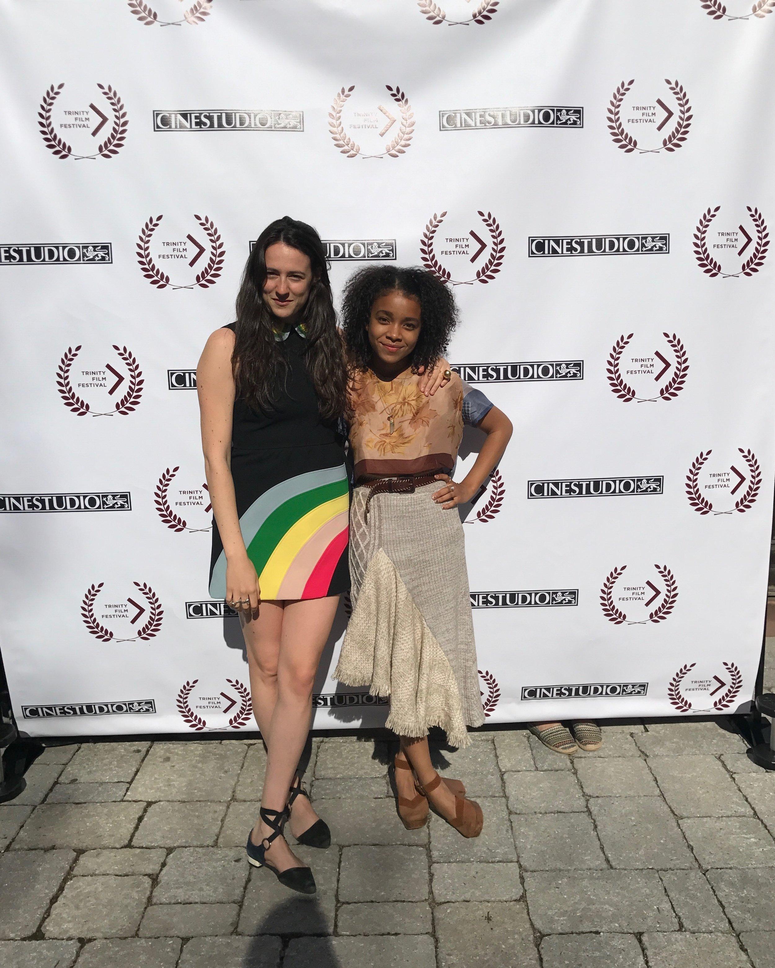 NIGHT - Trinity Film Festival with actress Rachel Hilson.jpg