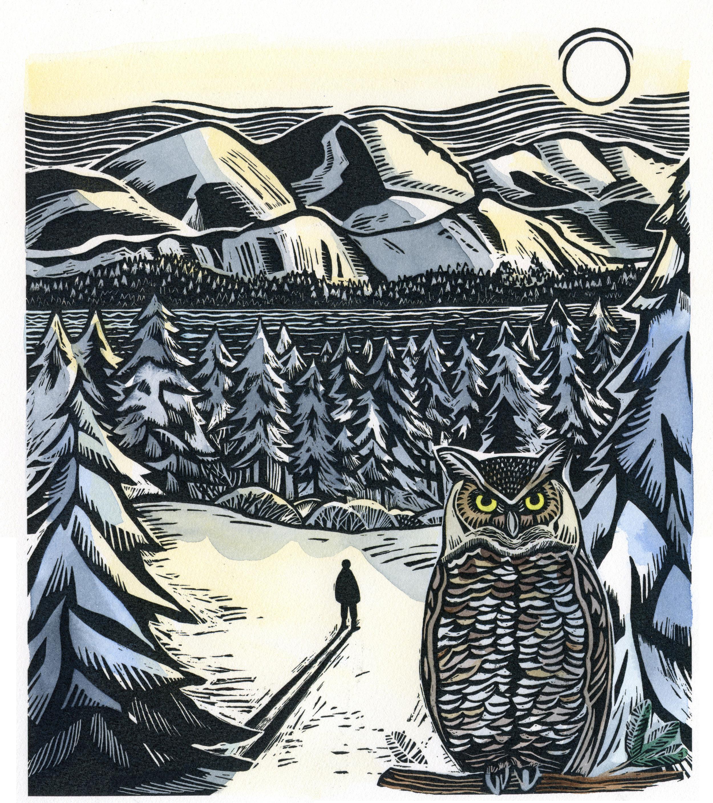 "Children's Books  ( Alone, from ""My Wilderness"")"