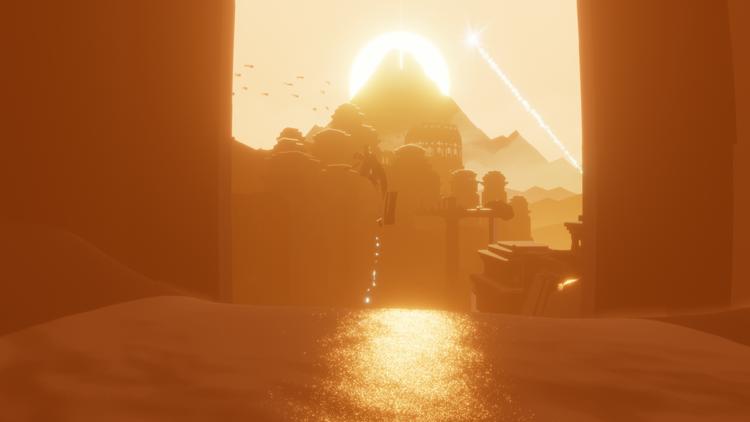 Deserto de Journey