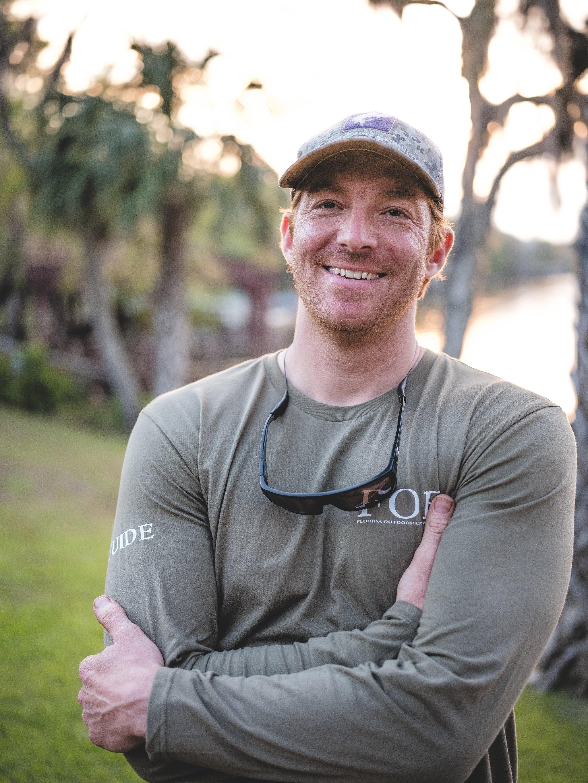 FOE Guide - Capt. Nate Weber