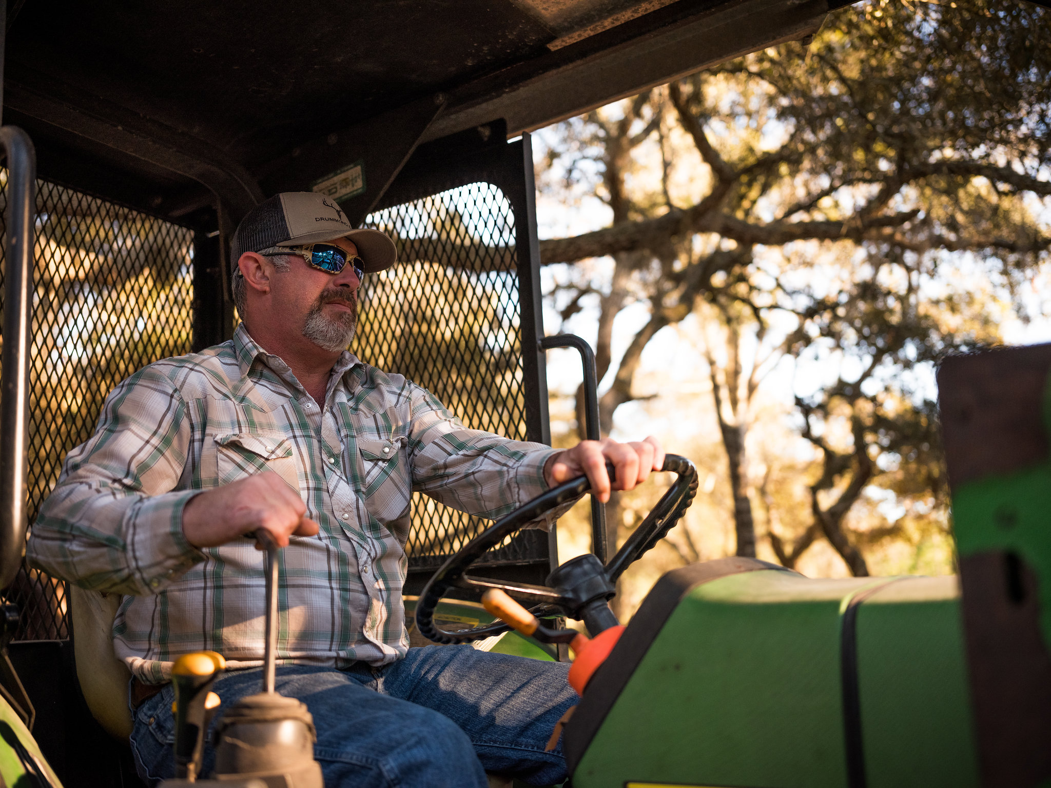 Farm Manager & Guide - Clint Hiers