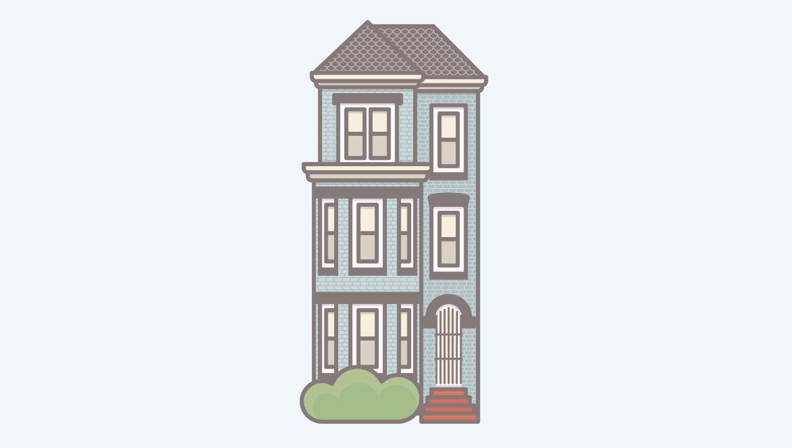 Washington Home by Lindsay Santiago