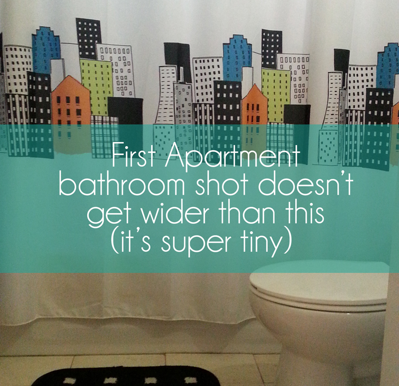 First Apartment Tips - Montreal Apartments - Renting in Montreal - Small bathroom
