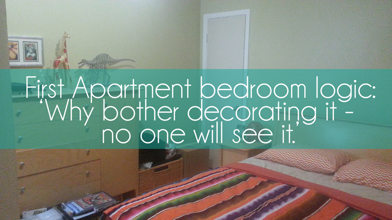 First Apartment Tips - Montreal Apartments - Renting in Montreal - Don't decorate the bedroom