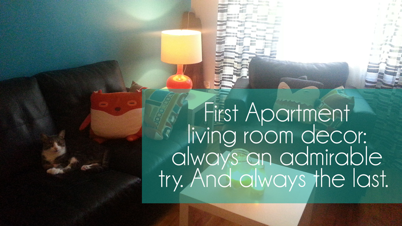 First Apartment Tips - Montreal Apartments - Renting in Montreal - Living Room decor