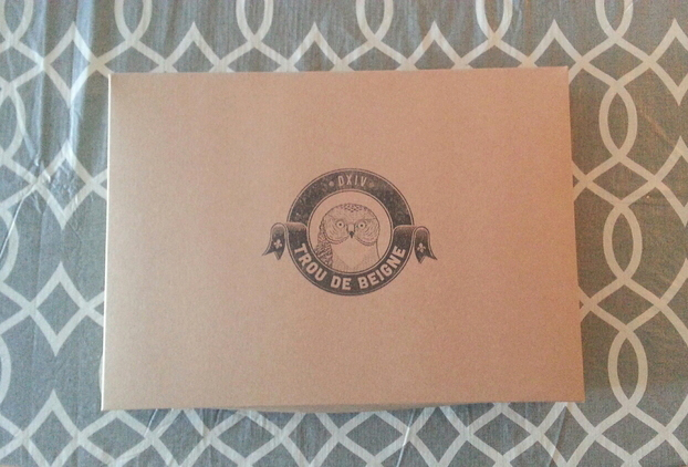 Trou de Beigne - Doughnut Box - Made in Montreal