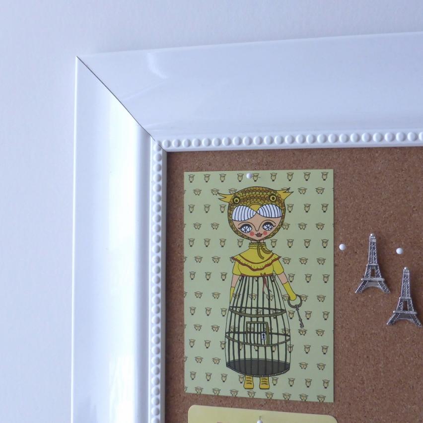Cara Carmina - Magical Creatures Postcards - Handmade - Made in Montreal