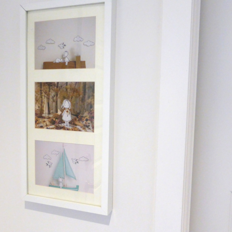 Cara Carmina - Postcards - Handmade - Made in montreal