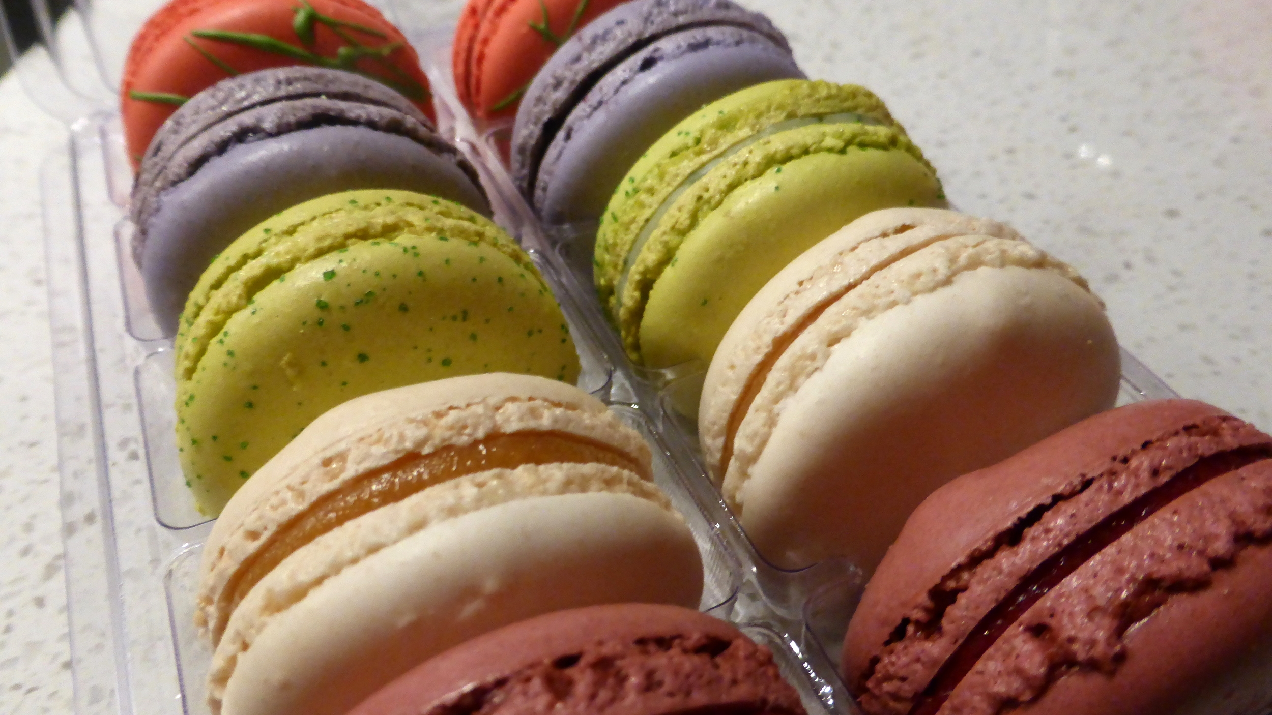 boutique point g - macarons montreal - montreal dessert - my girl montreal
