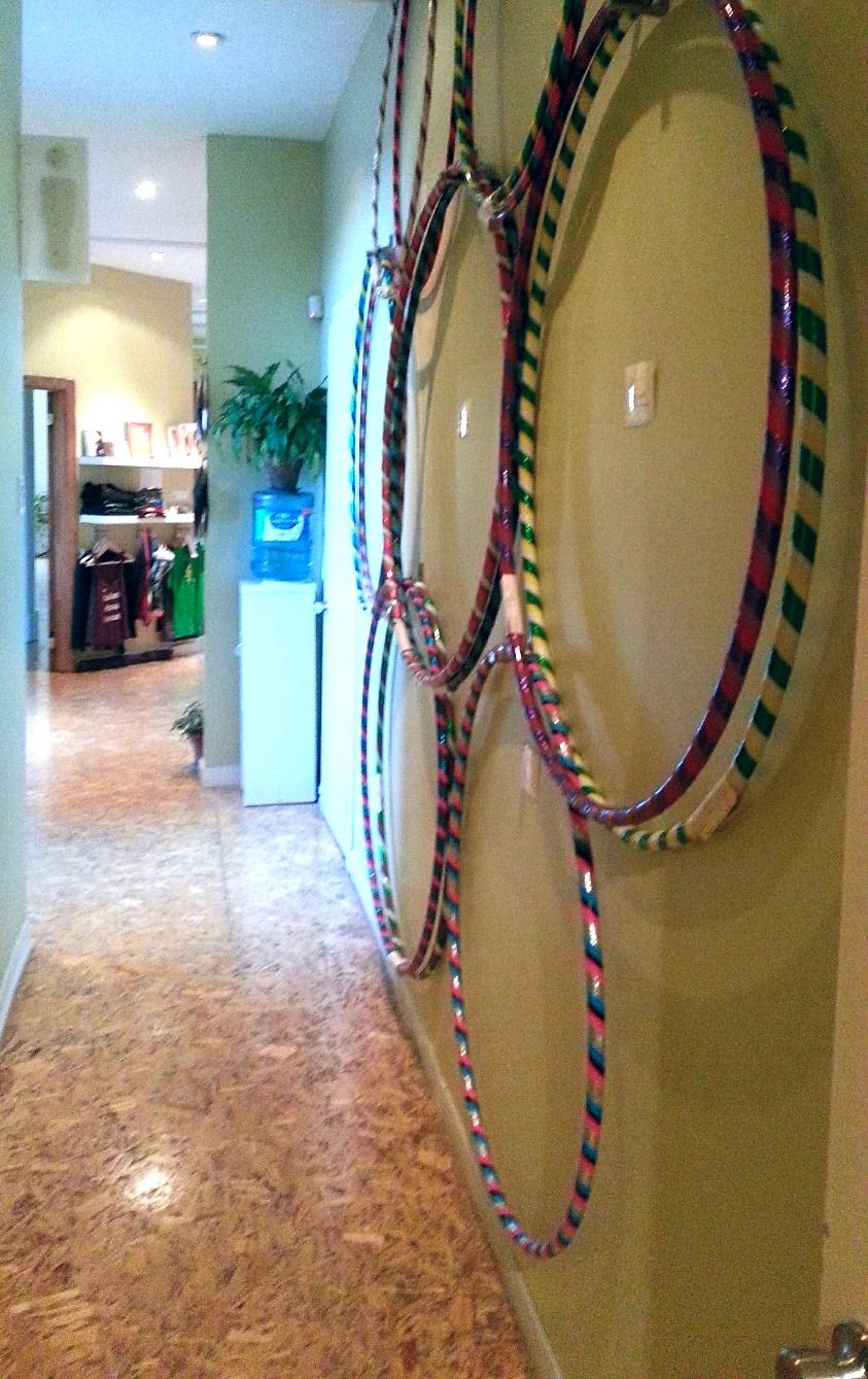 Studios Vert Prana - Hula Hoop Class - Hula Hoop Course - Hula Hoop Montreal - My Girl Montreal