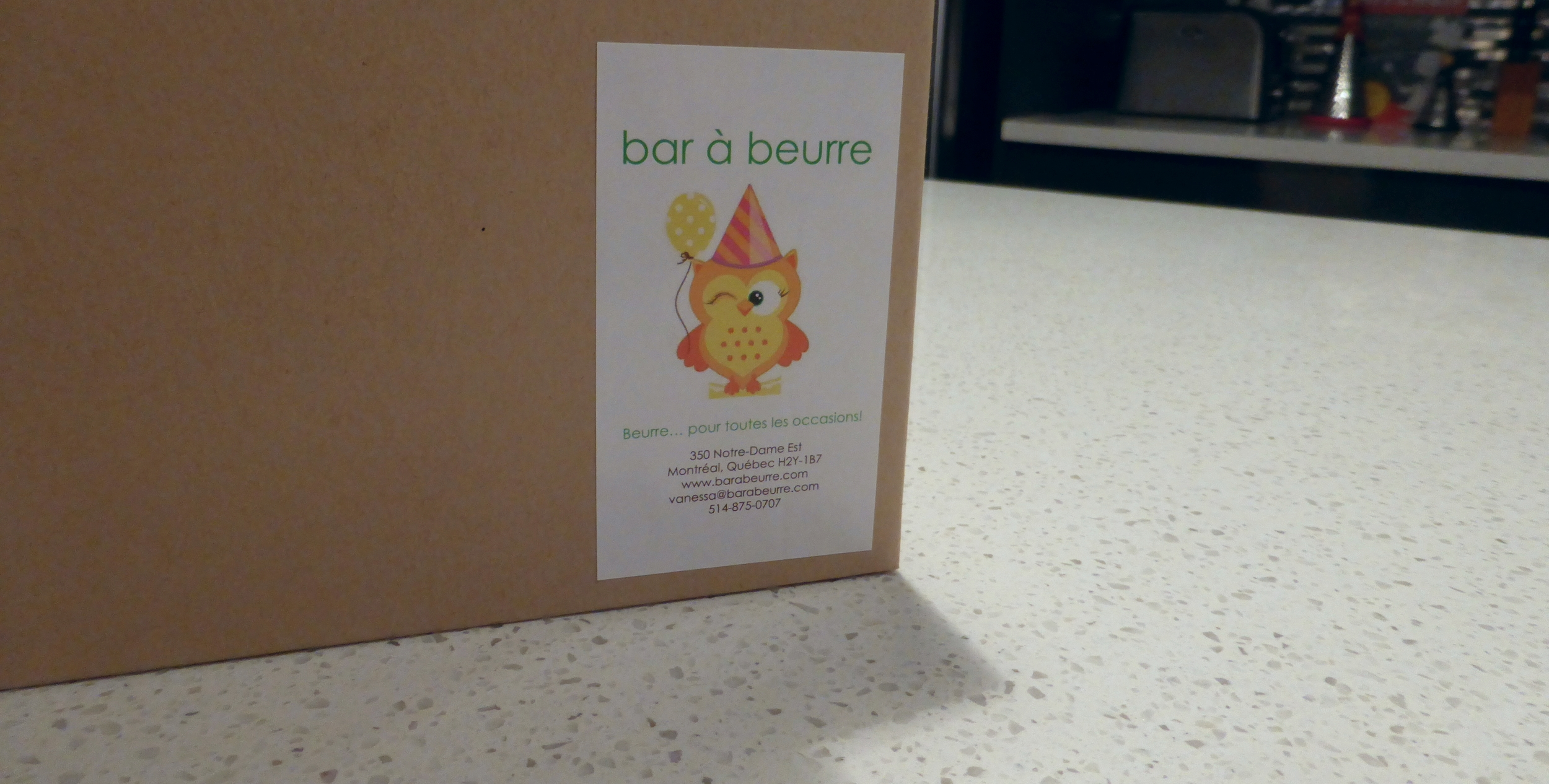bar a beurre - pesche dolci - montreal bakery - montreal desserts - my girl montreal