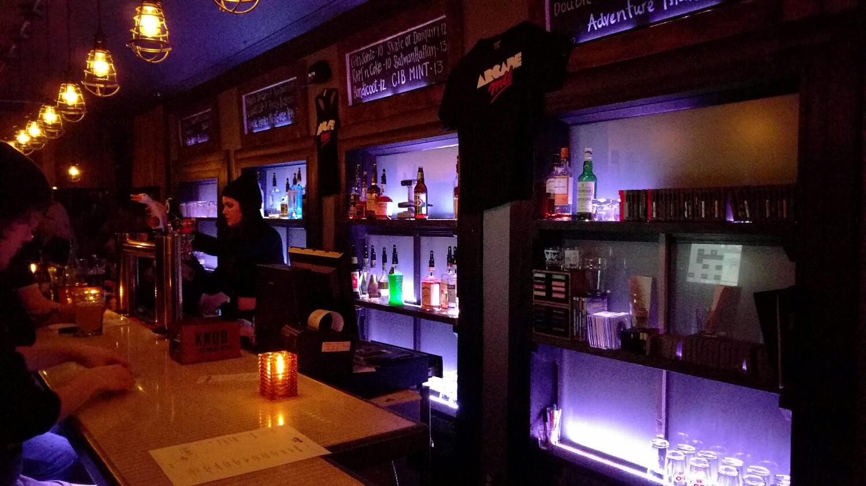 arcade mtl bar - montreal bar2 - barcade - mygirlmontreal - montreal blog