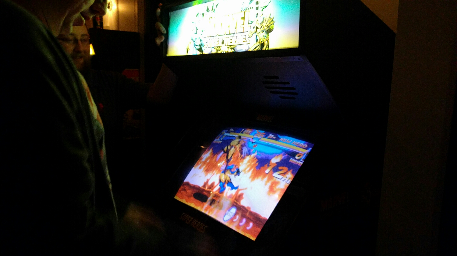 arcade mtl - street fighter - montreal bar - barcade - mygirlmontreal - montreal blog