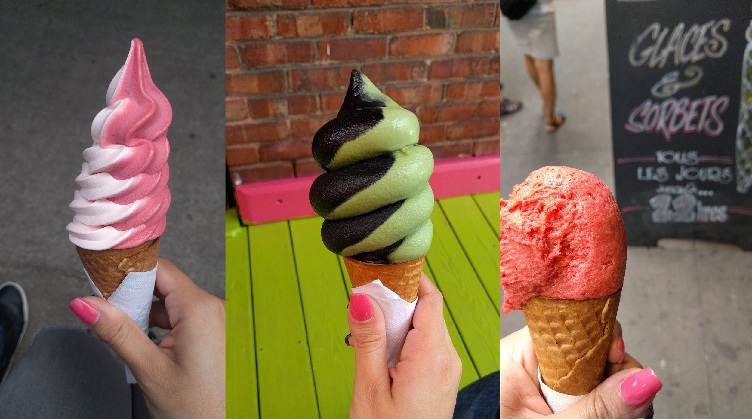My Girl Montreal - Montreal's Best Ice Cream and Sorbet