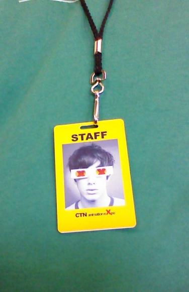 Staff Badge