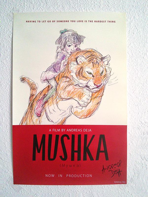 Muska Poster