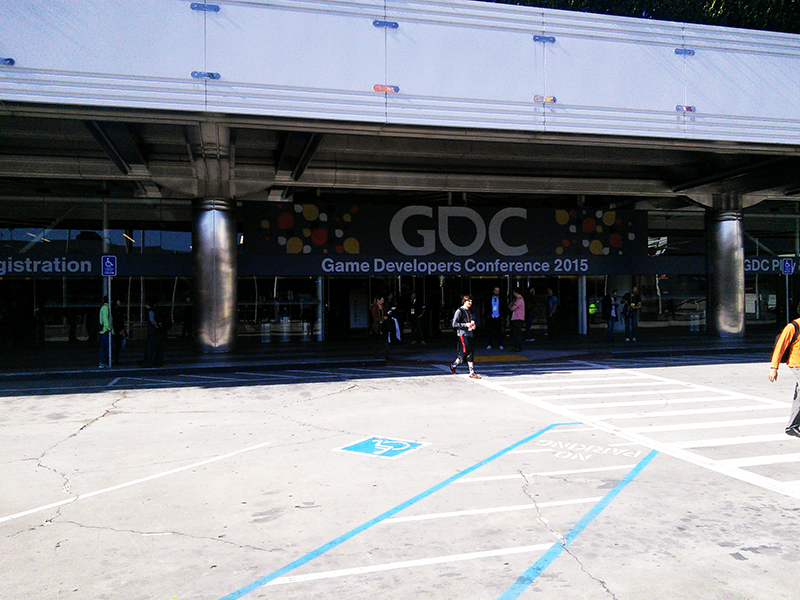 GDC at the Moscone Center