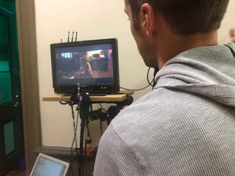 On set of Rightful