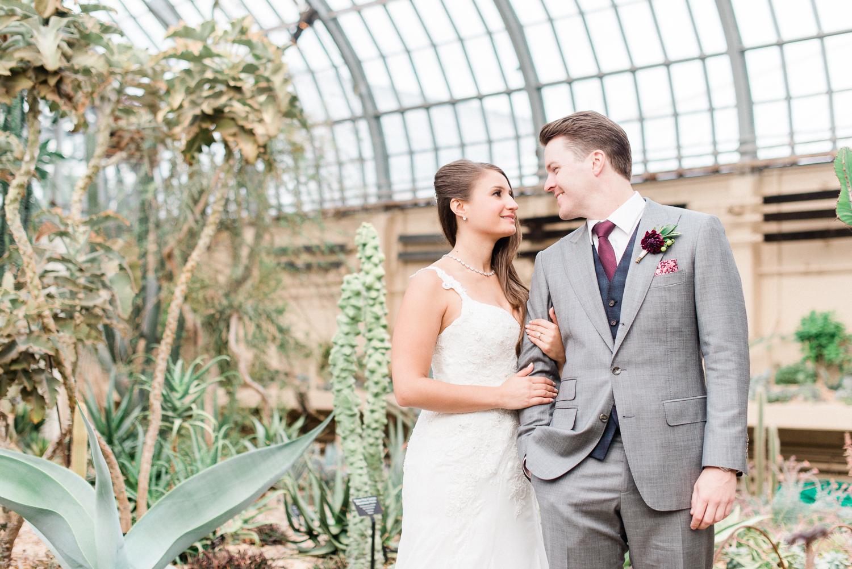 Brittany Bekas - Garfield Park Conservatory Chicago Wedding Photos-19.jpg