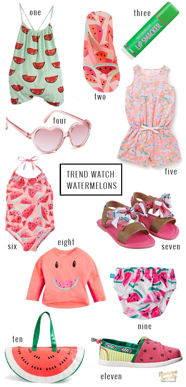 Watermelon Kids Clothing