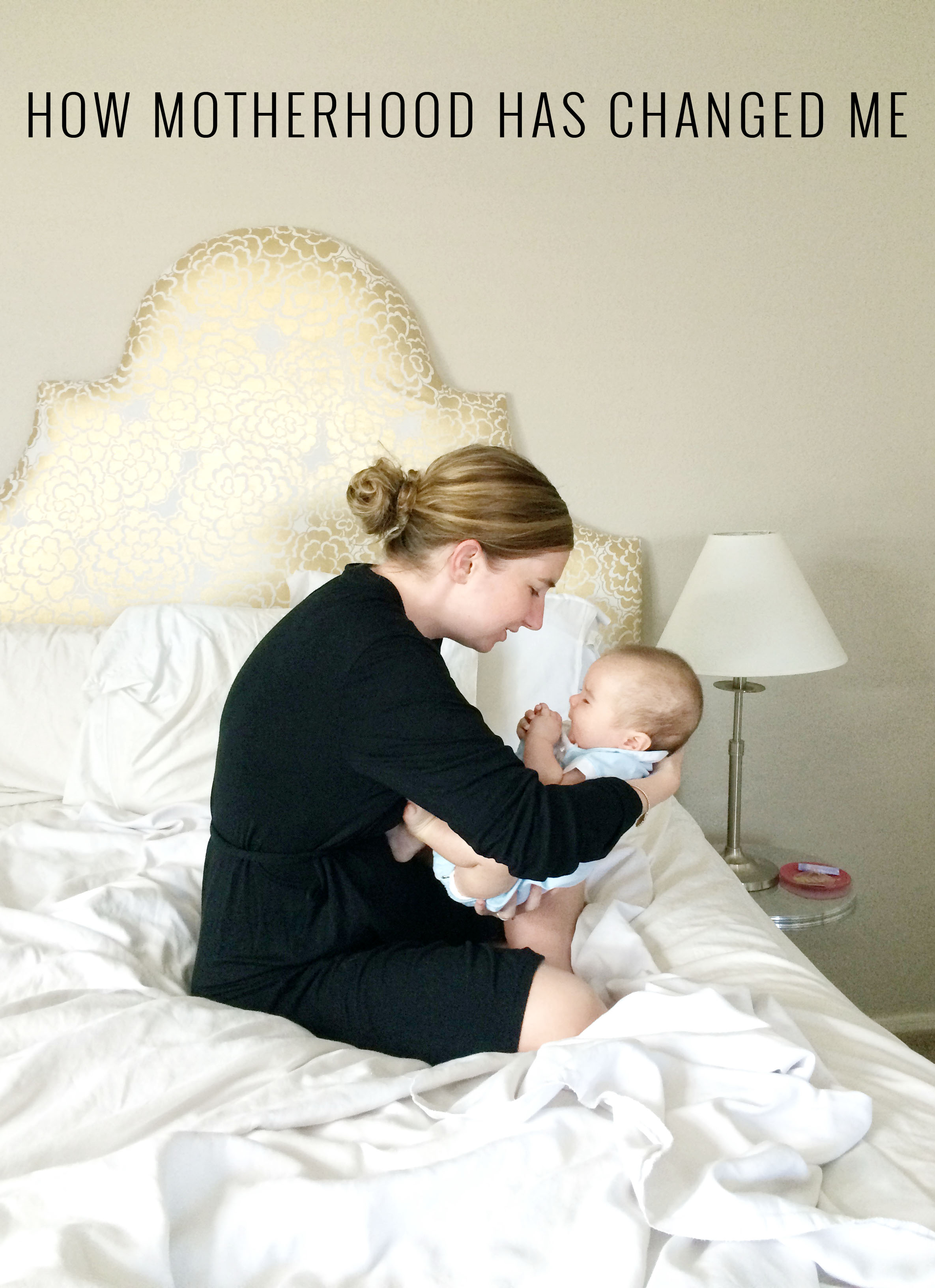 How motherhood has changed me | Momma Society-The Community of Modern Moms | www.mommasociety.com