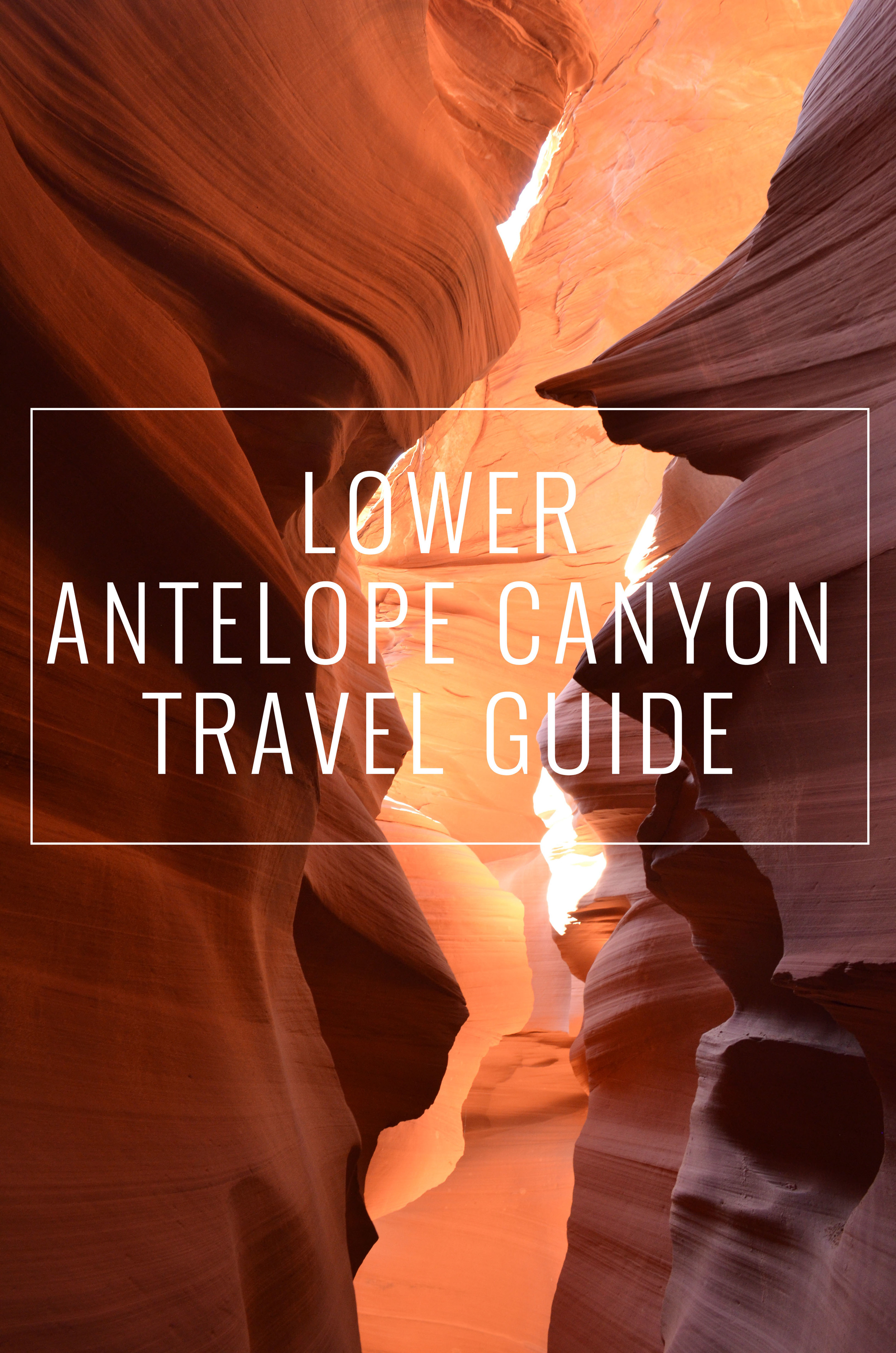 Lower Antelope Canyon Travel Guide | Page, Arizona | Momma Society-The Community of Modern Moms | www.MommaSociety.com