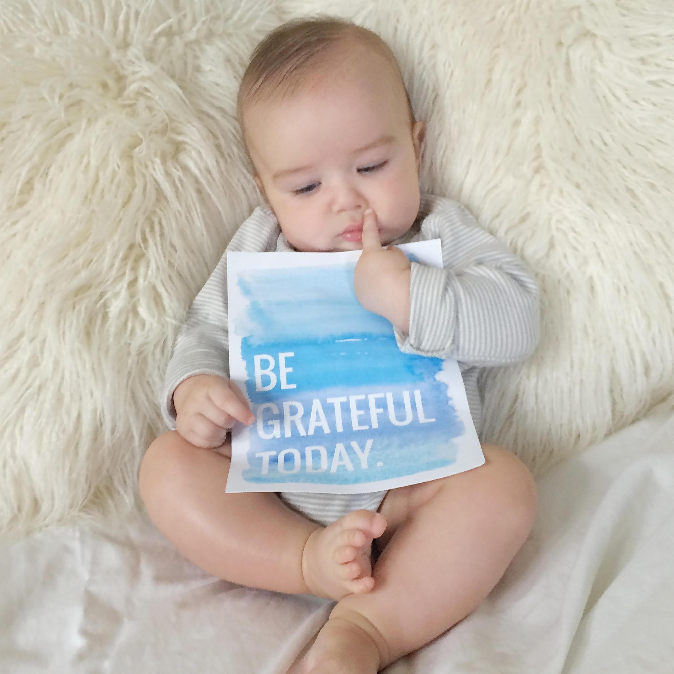 30 Days of Gratitude | Momma Society-The Community of Modern Moms | www.mommasociety.com