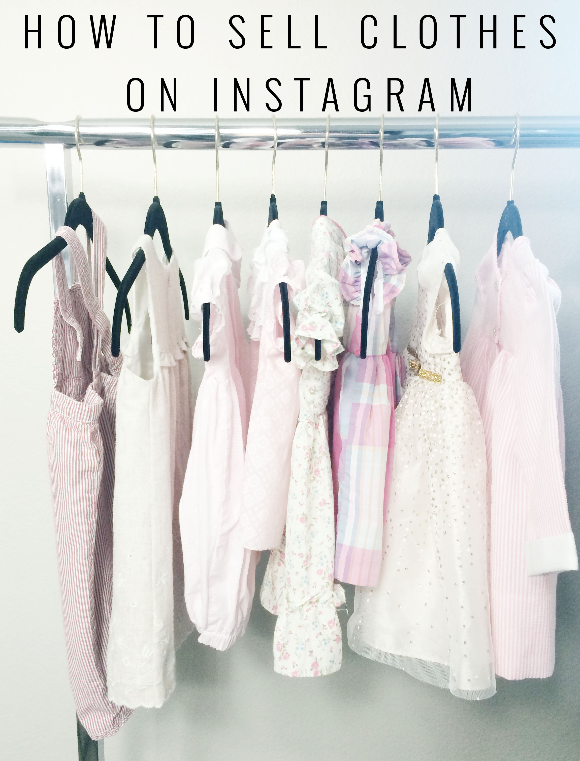 How To Sell Clothes On Instagram | Momma Society-The Community of Modern Moms | www.mommasociety.com | Join our Party on Instagram @mommasociety