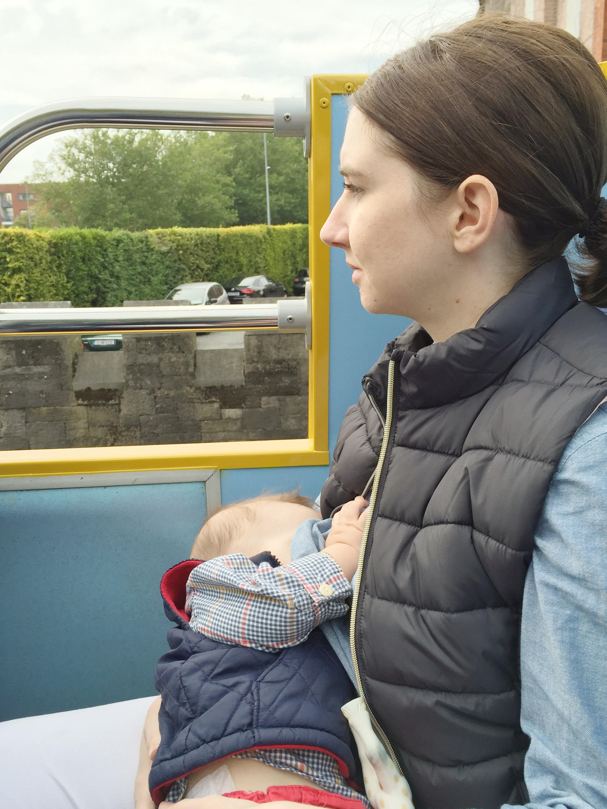 16 Tips for Traveling Abroad with a Baby | Momma Society-The Community of Modern Moms | www.MommaSociety.com | Join our party on Instagram @MommaSociety