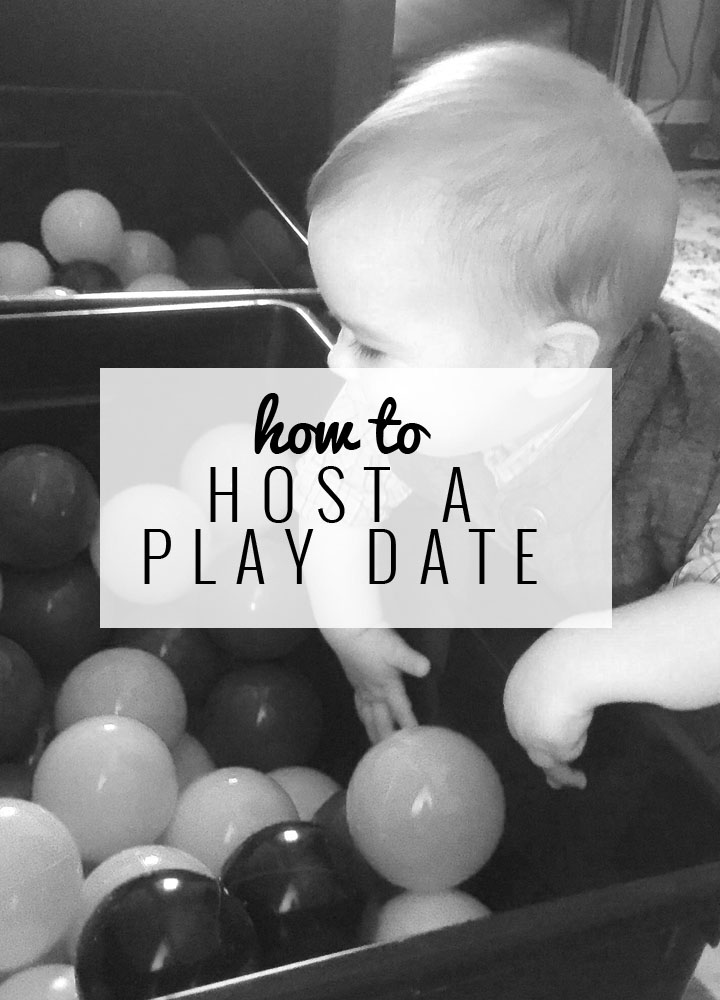 How To Host A Play Date for Babies | Momma Society-The Community of Modern Moms | www.MommaSociety.com | Join our party on Instagram @MommaSociety