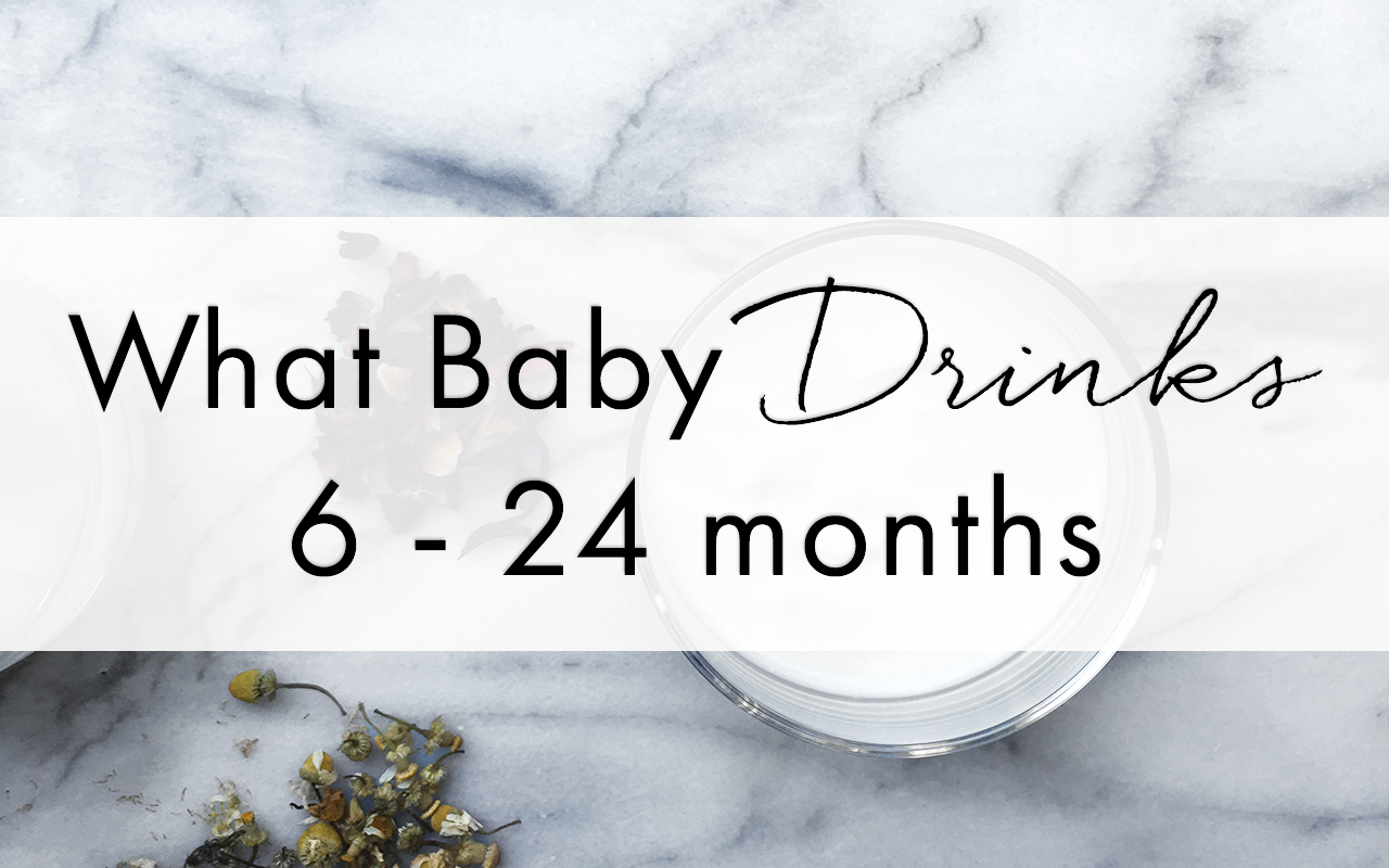 What Does A Baby Drink - Free Printable! | Momma Society-The Community of Modern Moms | www.MommaSociety.com