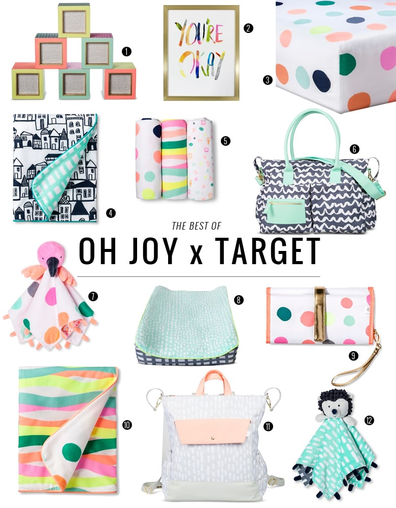 Oh Joy for Target Nursery Collection | Momma Society-The Community of Modern Moms | www.MommaSociety.com