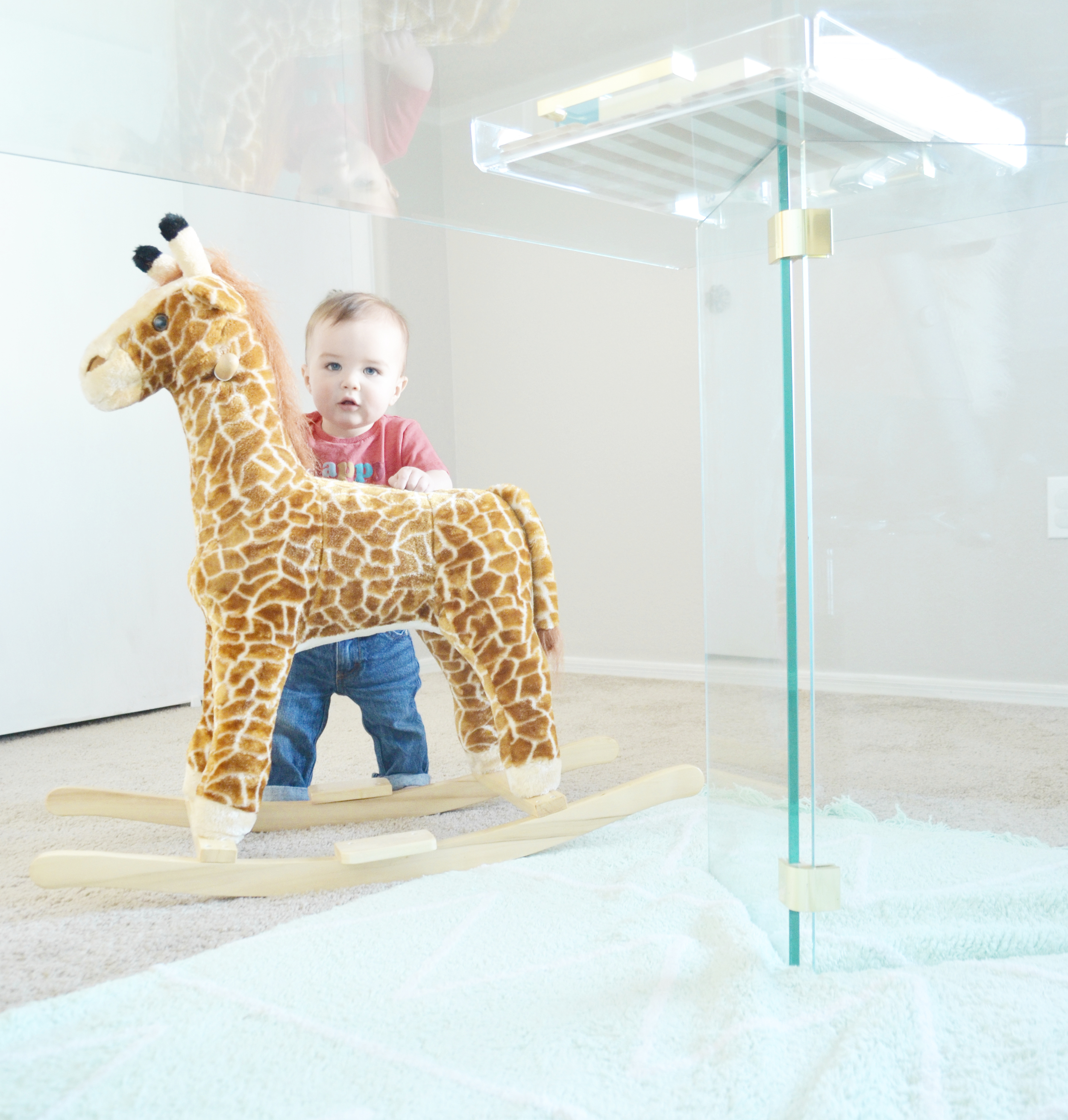 How to Baby Proof Your Office Space | Momma Society-The Community of Modern Moms | www.MommaSociety.com