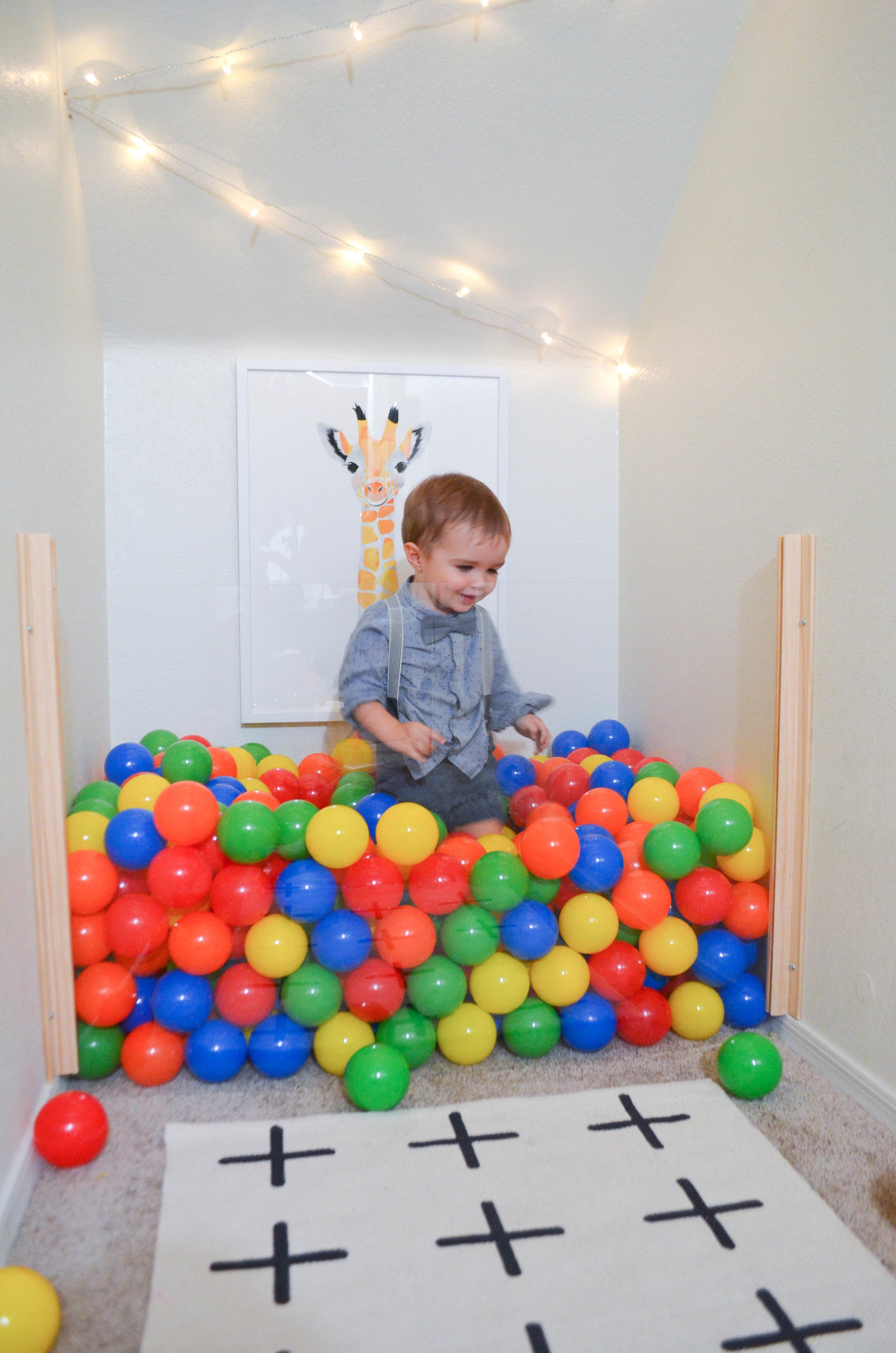 Under the stairs play closet | Momma Society-The Community of Modern Moms