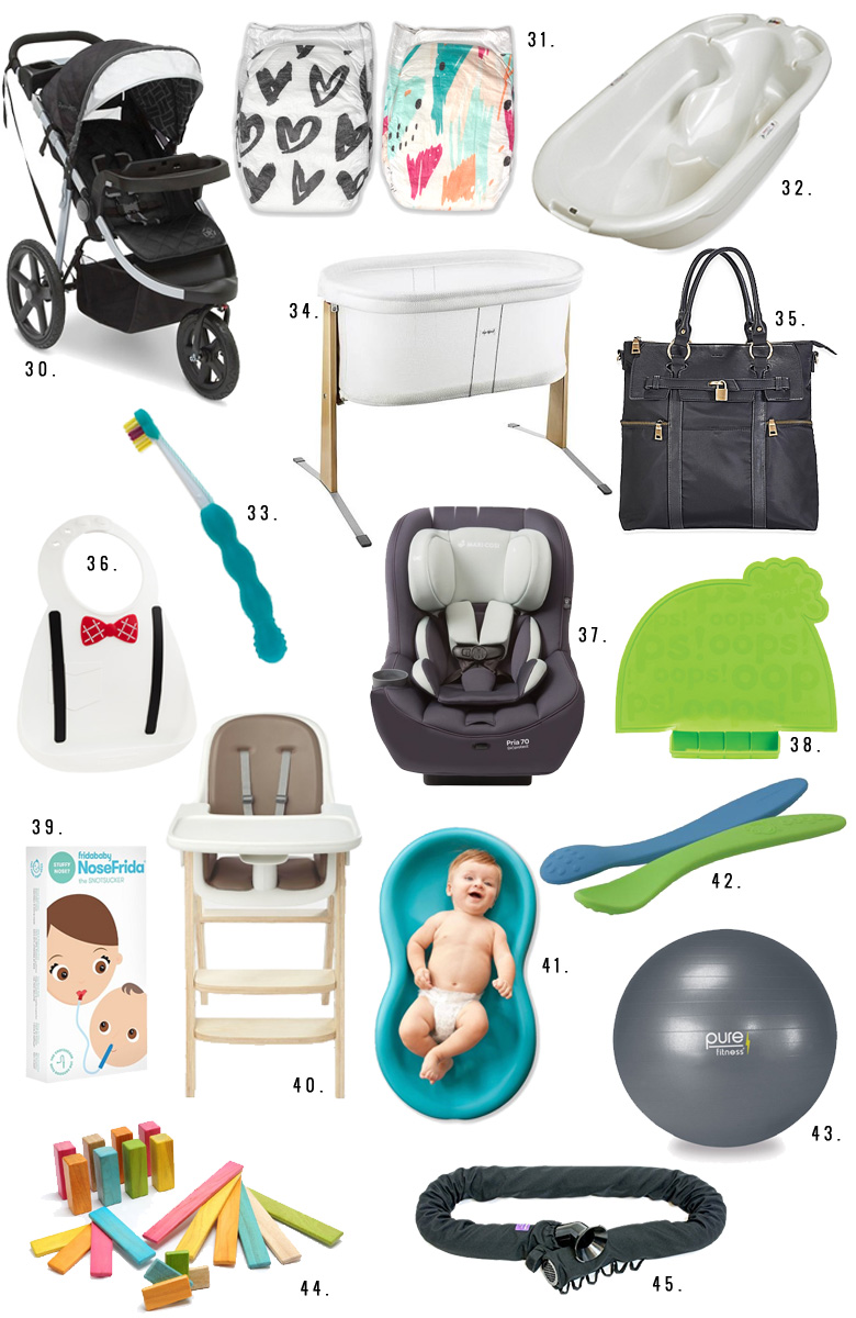 45 Baby Products I Would Not Have Survived Without | Best Baby Gear | Momma Society-The Community of Modern Moms