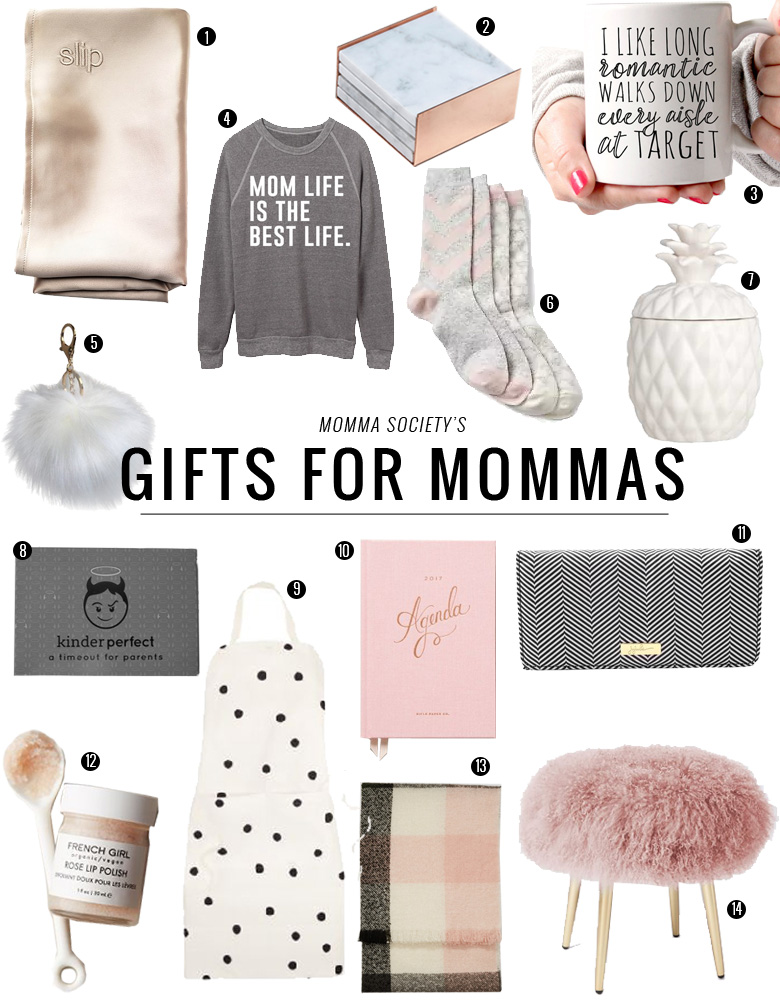 Christmas Gift Ideas for Mom | 14 Gifts Any Modern Mom Would Love | Momma Society-The Community For Modern Moms